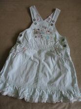 Luxusní šaty/sukeň cherokee,vel. 12-18 měs. i více, cherokee,86