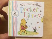 Mini knihy medvidek pu,