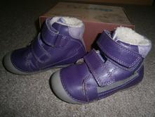 Zimní boty, d.d.step,23