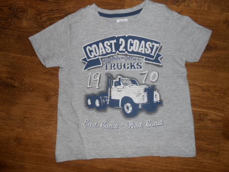 Bavlněné triko, f&f, vel 104, f&f,104