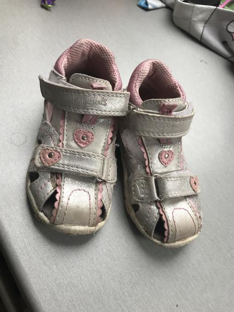 Sandálky, humanic,22