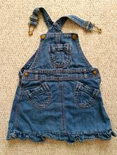 Riflové šaty, george,110