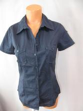 Halenka,košile, krátký rukáv-h&m, h&m,36