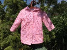 Nepromokavý kabátek- plášťenka ( dívčí), early days,92