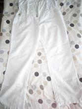 Plátěné letní kalhoty c&a, 46