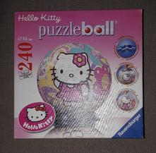 Puzzleball hello kitty - od 10 let,