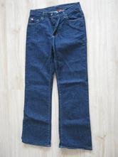 Tmavé jeansy, m