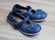 Kvalitní džínové balerínky baleríny sandálky geox, geox,32