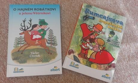 Dětské knihy,