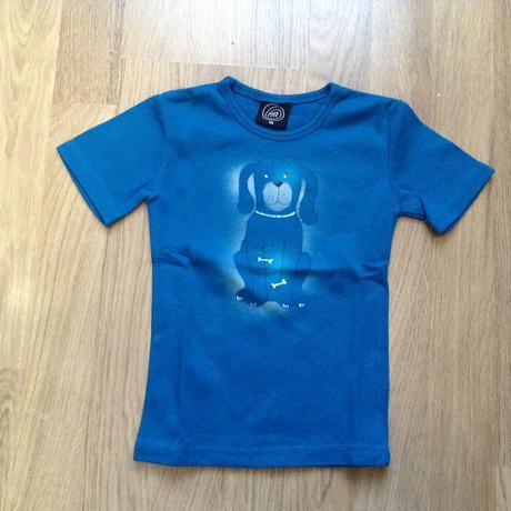 Bavlněné tričko s pejskem, 86