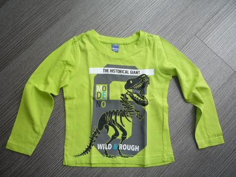 Tričko s dinosaurem, dopodopo,92