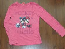 Tričko minnie a mickey, disney,122