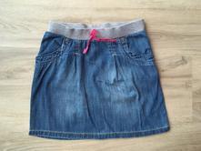 Riflová sukně, marks & spencer,116