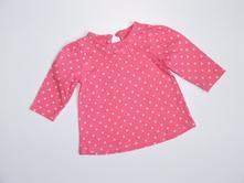 H707 tričko s hvězdičkami vel. 62, george,62