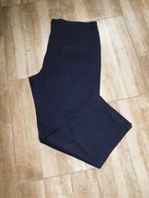 Dámské elastické kalhoty, 48