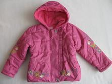Zimní bunda s kapucí, baby club,92