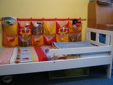 Dětská postel,