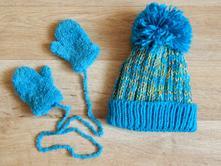Zimní čepice a rukavice vel-86, pepco,86