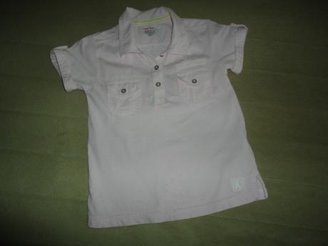 Krásné triko hm, vel. 4-5 let, h&m,104