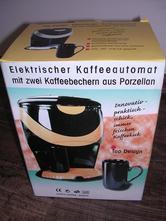 Elektrický kávovar,