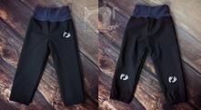 """Softshellové """"batolecí"""" kalhoty, <50 - 146"""