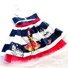 Dětské šaty, sat-0041, 98 / 116