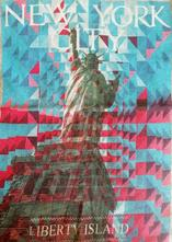 Bavlněné tričko next new york, next,116