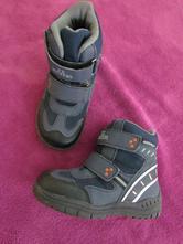 Voděodolné podzimní boty vel. 24,25, 25