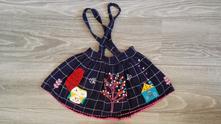 Bavlněná sukně marks spencer, marks & spencer,98