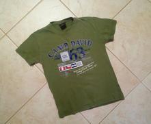 Olivové triko, 134