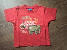 Červené tričko se slonem, topolino,86
