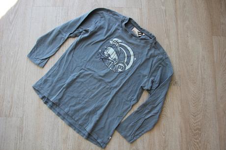 Z6 šedé triko, boys,152