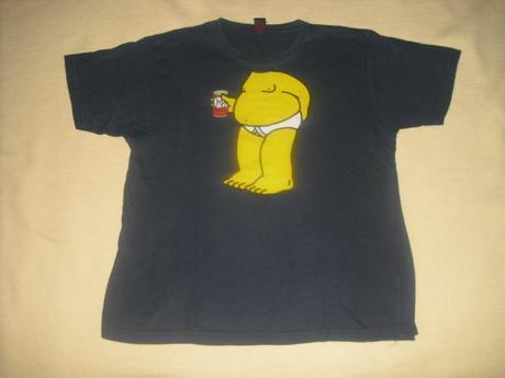 Tričko s houmrem, 152
