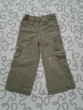 Kalhoty, palomino,92