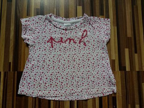 Tričko pink, zara,86