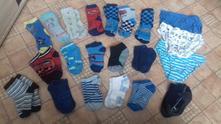 Ponožky, lupilu,23