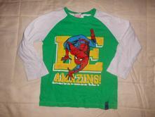 Bavlněné tričko, marvel,110