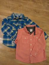 2x košile, f&f,92