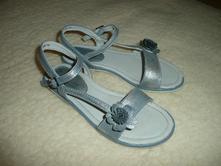 Sandály sandálky boty vel 34 22 cm třpytivé, 34