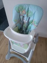 Jídelní židlička cam,