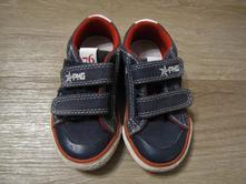 Tenisky s antishock+flexibilní, obuv1, primigi,24