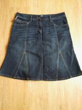 Nenošená džínová sukně, yessica,42