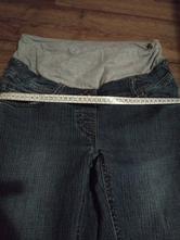 Těhotenské kalhoty vel 38, 38