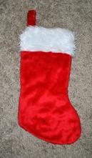 Vánoční ponožka,