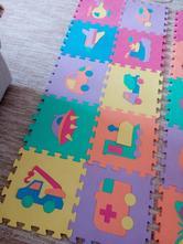 Podložka puzzle 2 sady - 20ks,