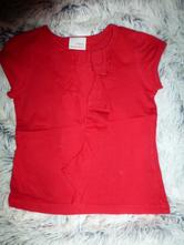 Červené tričko, next,98