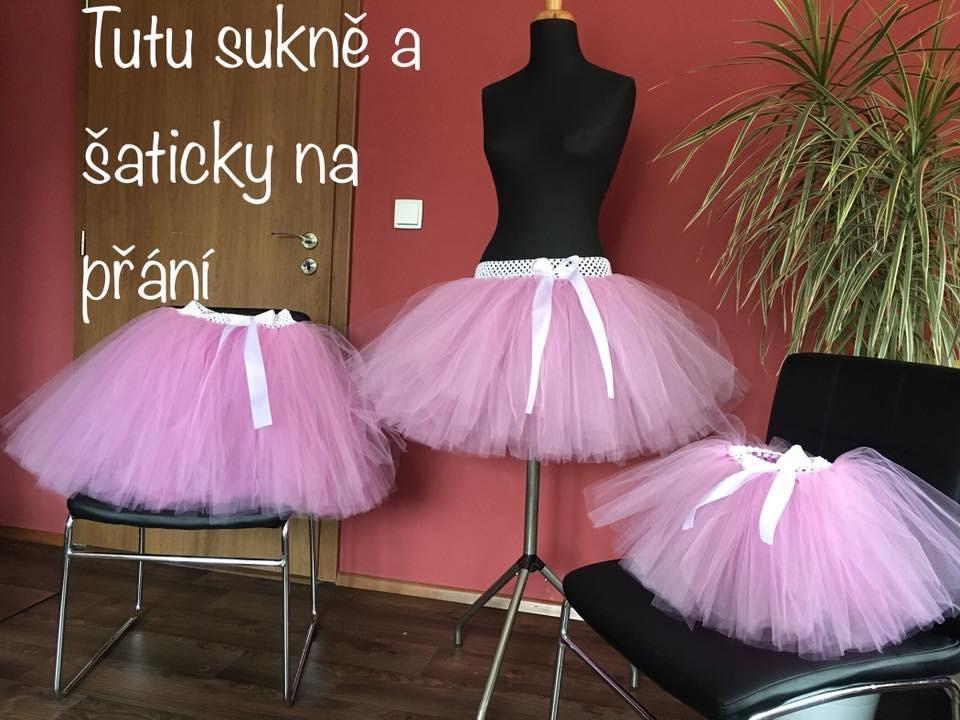 bb47e0b5683a Tylová   tutu sukně