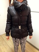 Dámská zimní bunda, sisley,m