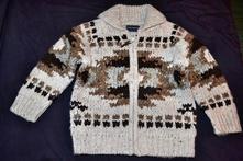 Zimní svetr next na 12-18měs,, next,86