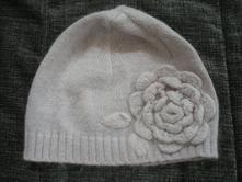 Pletená čepice, f&f,86
